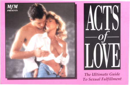 Acts Of Love Book