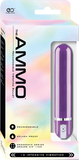 The Ammo - Rechargable Bullet (Purple)