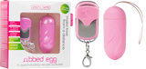 Ribbed Egg (Pink)