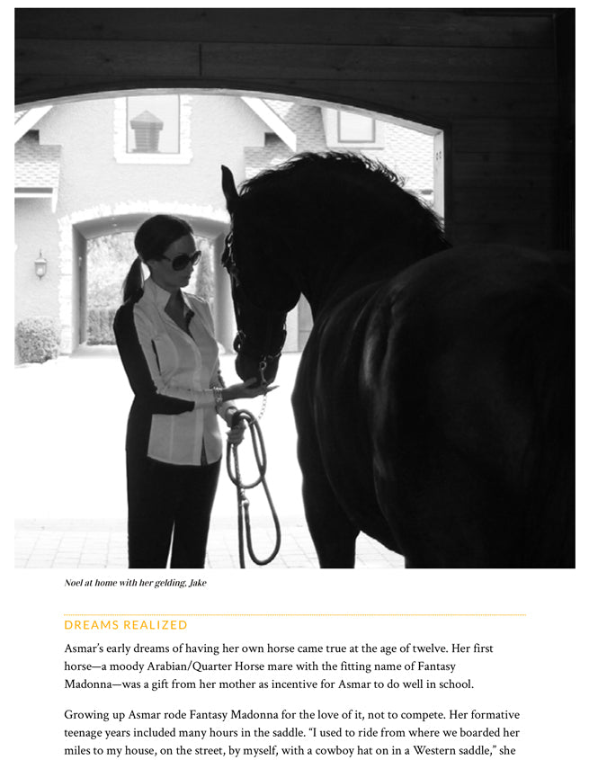 Equestrian Culture Magazine