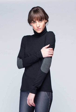 Luxe Bamboo Turtleneck