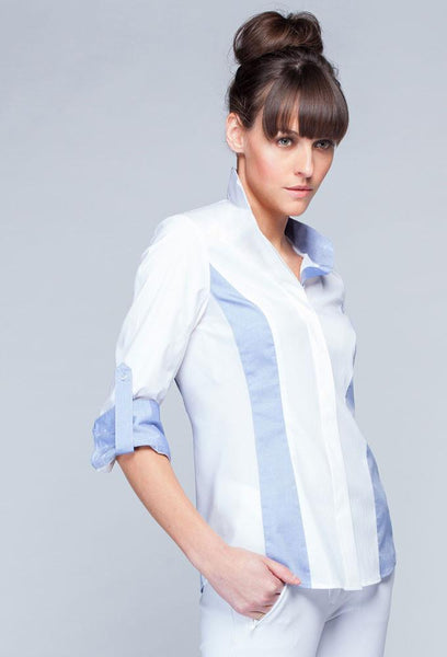 Olympia Collared Shirt