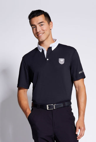 Men's Classic Long Sleeve Polo