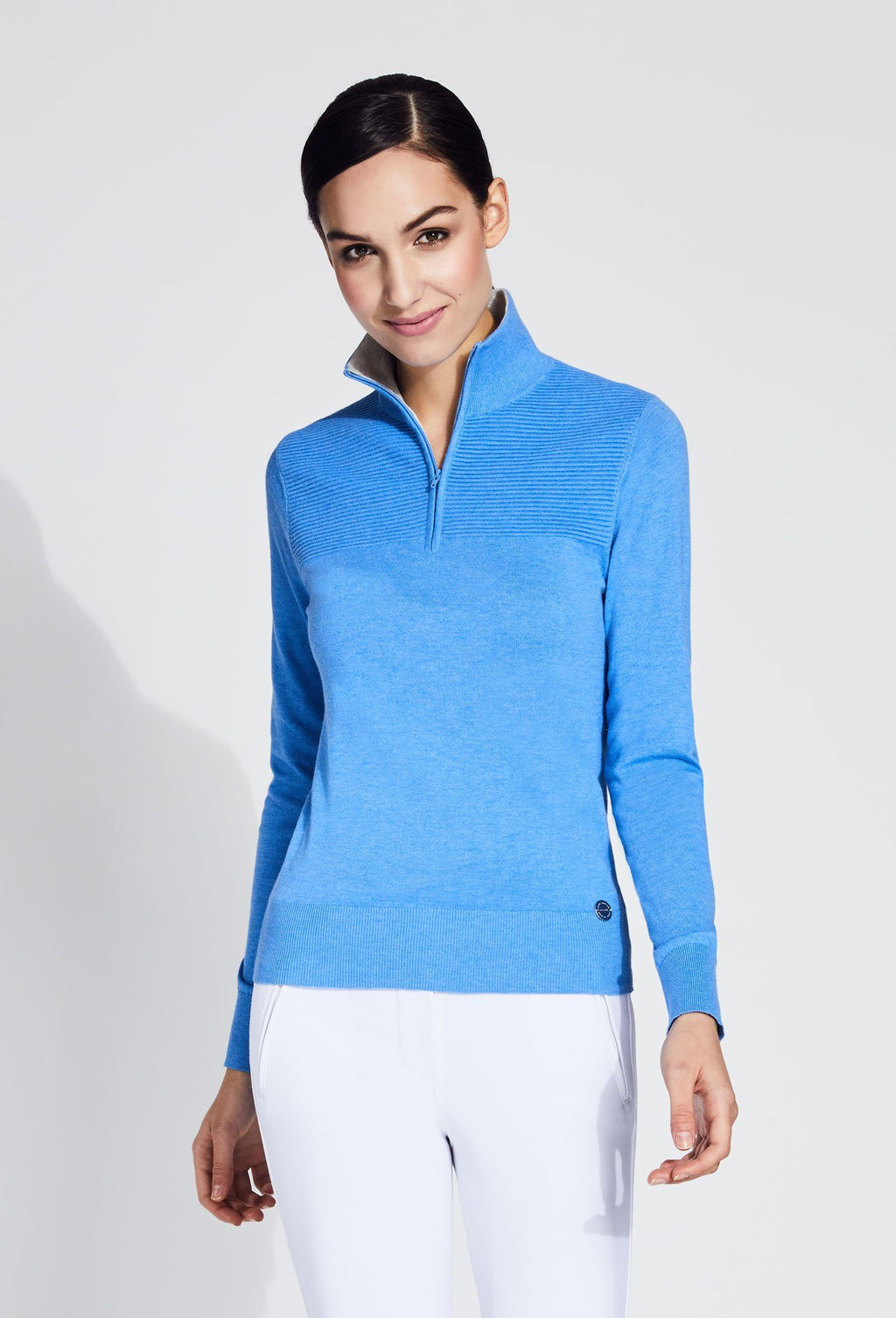 Harper 1/4 Zip Turtleneck