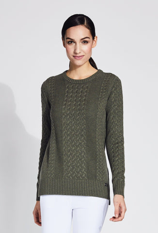 Clio Bamboo Turtleneck