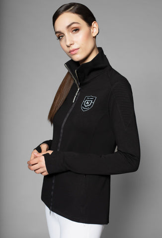 Meghan Coolmax Zip-Up