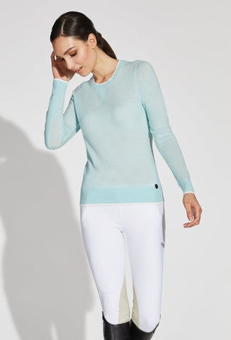 Serena Merino V-Neck Sweater
