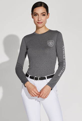 Kara Long Sleeve Compression Top