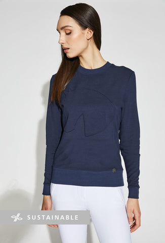 Adrienne Coolmax Sweater