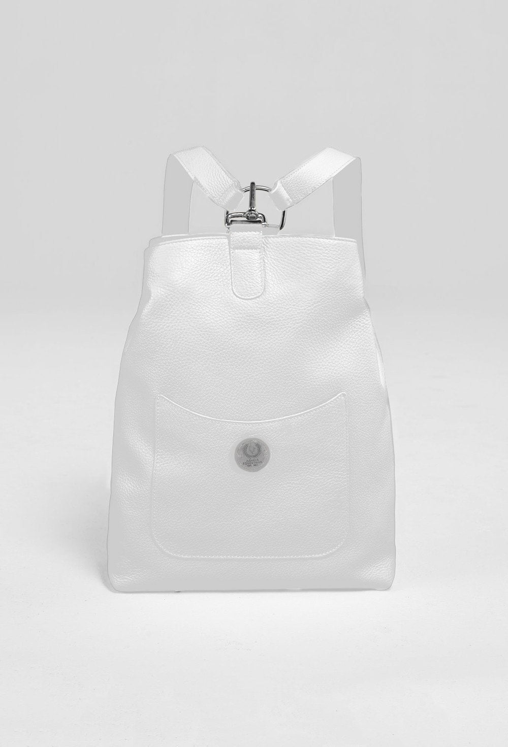 Firenze Backpack - Chrome