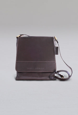 Noel Asmar Belt Purse (Gold Accents)