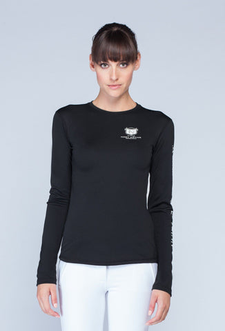 Icarus Long Sleeve Polo
