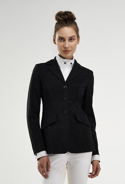 Wellington Hunt Coat W/Black Piping