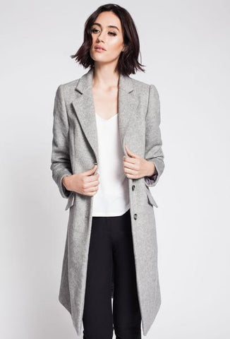 Riley Boyfriend Coat
