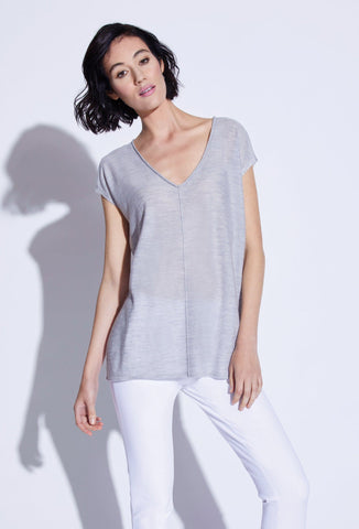 Cascade Sleeveless Top