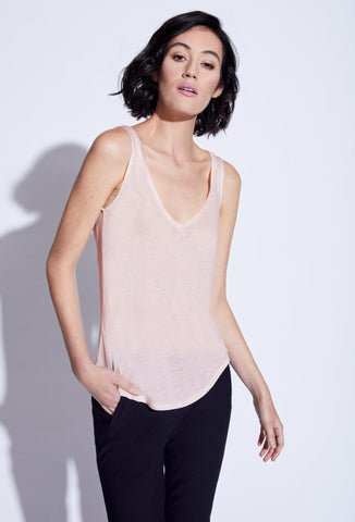 Dion Asymmetrical Tissue Knit Sweater