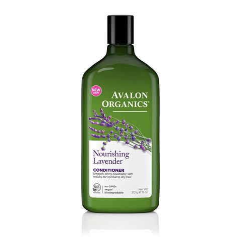 Avalon Organics Everyday Hair Care Conditioner 312g