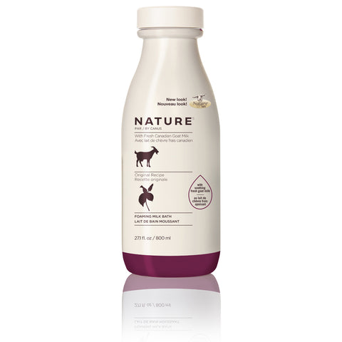 Nature Foaming Milk Bath Original Formula - 800ml