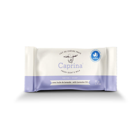 CAPRINA SOAP LAVENDER OIL - 37g