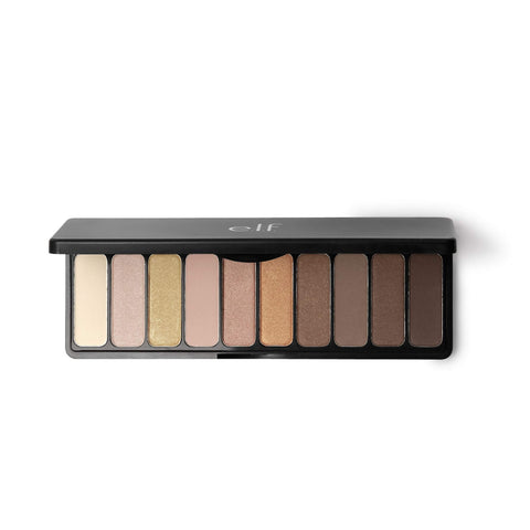 e.l.f. Studio Everyday Eyeshadow Palette - Nude