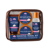 TREE HUT ESSENTIAL TRAVEL KIT MOROCCAN ROSE (2OZ EACH BB-LOTION-SCRUB-WASH)