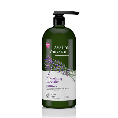Avalon Organics Lavender Nourishing Shampoo 946ml