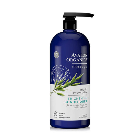 Avalon Organics Biotin B-Complex Therapy Thickening Conditioner 946ml
