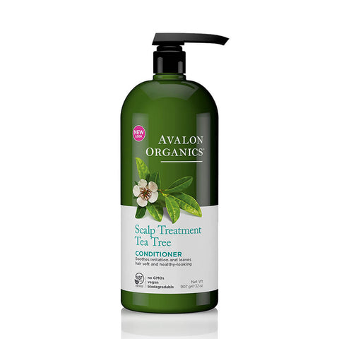 Avalon Organics Tea Tree Scalp Treatment Conditioner 946ml