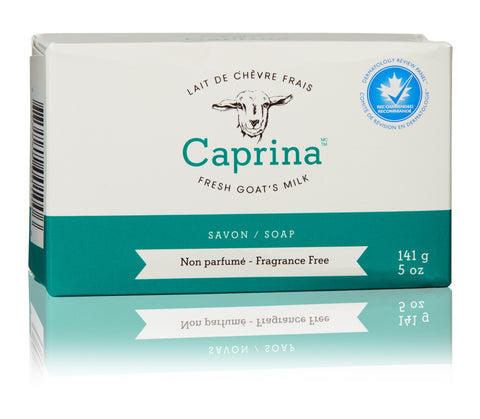 CAPRINA SOAP FRAGRANCE FREE - 141g