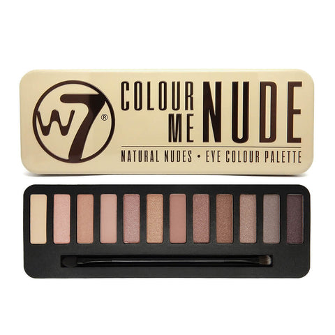 W7 Colour Me Nude