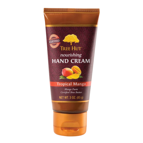 TREE HUT NOURISHING HAND CREAM TROPICAL MANGO