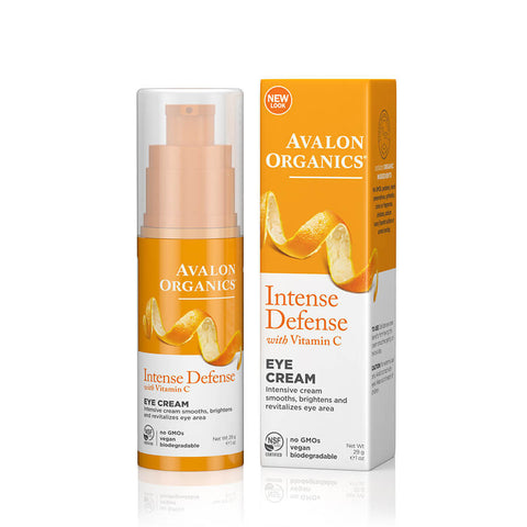 Avalon Organics Intense Defense Eye Creme
