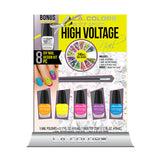 L.A. Colors High Voltage DIY Nail Design Kit