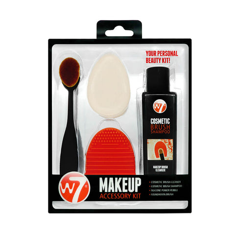 W7 Make Up Accessory Kit