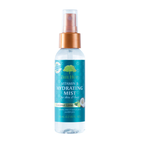 TREE HUT SHEA HYDRATING MIST COCONUT LIME