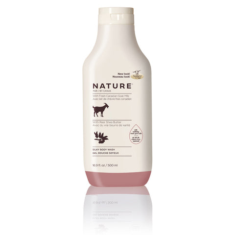 NATURE BODY WASH SHEA BUTTER - 500ml