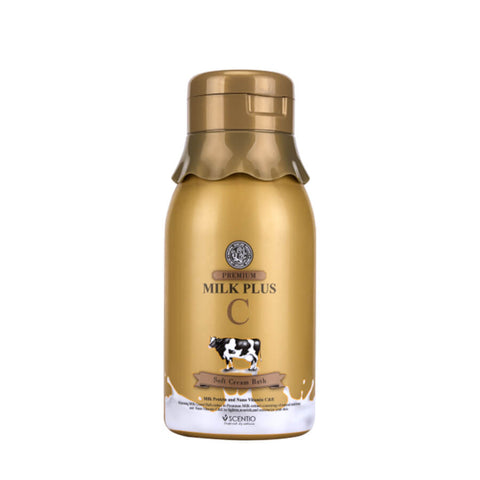 Scentio Premium Milk Plus C Soft Cream Bath