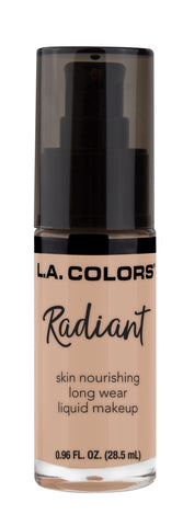 L.A. COLORS RADIANT LIQUID FOUNDATION