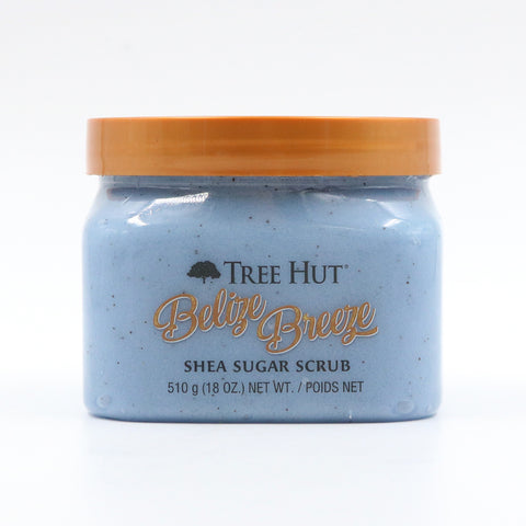 TREE HUT SHEA SUGAR SCRUB BELIZE BREEZE