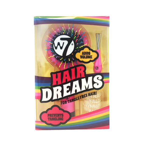 W7 Hair Dreams Brush and Bend Set