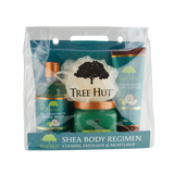 TREE HUT SHEA BODY REGIMEN COCONUT LIME