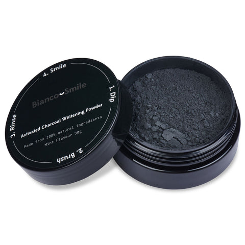 CHARCOAL POWDER (ACTIVATED CHARCOAL WHITENING POWDER)