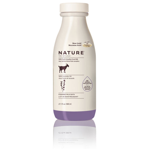 Nature Foaming Milk BathLavender Oil - 800ml