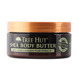 TREE HUT SHEA BODY BUTTER LYCHEE & PLUM