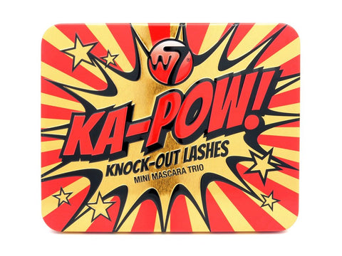 W7 KA-POW MINI MASCARA SET