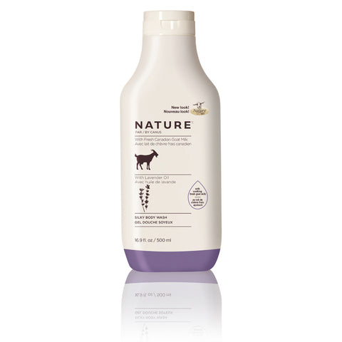 NATURE BODY WASH LAVENDER OIL - 500ml