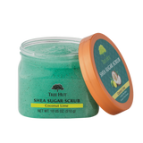 TREE HUT SHEA SUGAR SCRUB COCONUT LIME