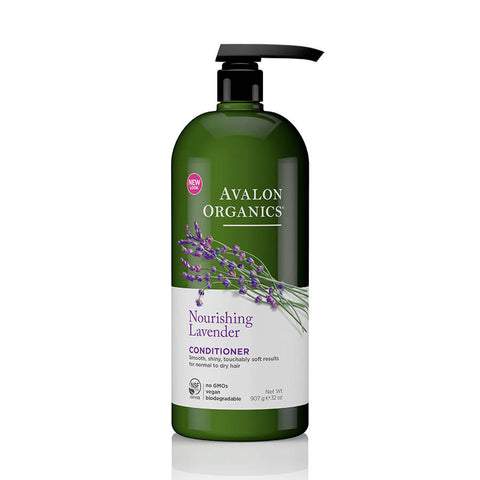 Avalon Organics Lavender Nourishing Conditioner 907g