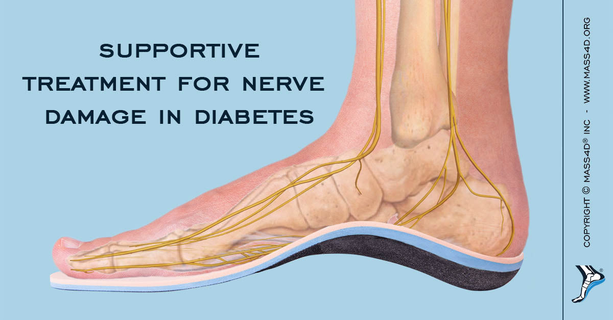 Treatment For Diabetic Peripheral Neuropathy Mass4d Insoles And