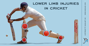 Lower Limb Injuries In Cricket